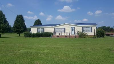 La Grange Manufactured Home For Sale: 2887 Arba Jason Rd