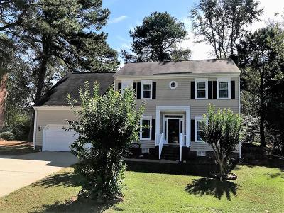 Goldsboro Single Family Home For Sale: 140 S Marion Dr