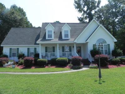 Goldsboro Single Family Home For Sale: 302 Adler Lane