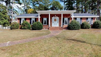 Goldsboro Single Family Home For Sale: 506 Cashwell Place