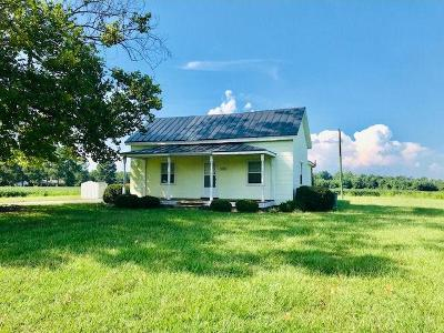 Pikeville Single Family Home For Sale: 2070 Antioch Rd
