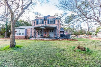 Goldsboro Single Family Home For Sale: 1108 E Pine Street