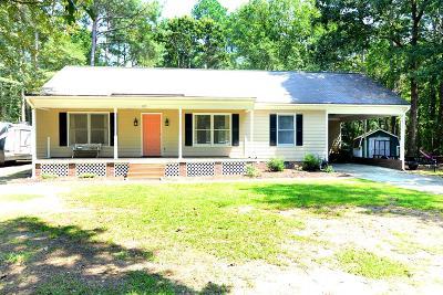 Goldsboro Single Family Home For Sale: 105 Agona