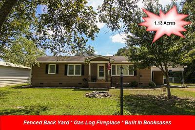 Princeton Single Family Home For Sale: 242 Old Denning Rd