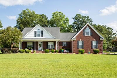 Wayne County Single Family Home For Sale: 202 Highwoods Dr.