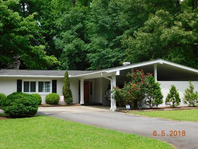Goldsboro Single Family Home For Sale: 2405 Peachtree Street