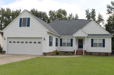 Goldsboro Single Family Home For Sale: 402 Wesley Dr