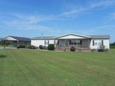 Mt Olive Manufactured Home For Sale: 240 Leonard Sasser Road