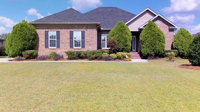 Goldsboro Single Family Home For Sale: 1002 Sunset Drive