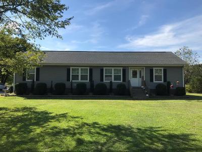 Goldsboro Single Family Home For Sale: 232 Cedar Lake Dr.