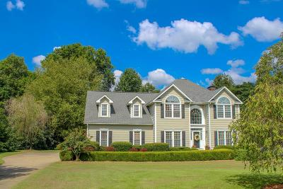 Goldsboro Single Family Home For Sale: 506 Plantation Rd.
