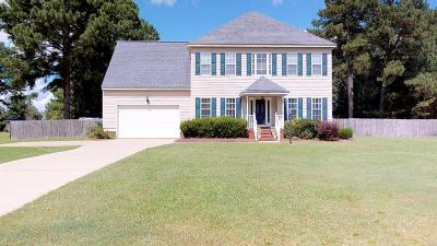 Goldsboro Single Family Home For Sale: 110 W Raintree Lane