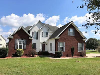 Wayne County Single Family Home For Sale: 519 Morgan Trace Ln