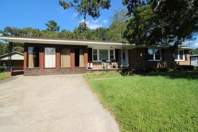 Dudley NC Single Family Home For Sale: $92,500