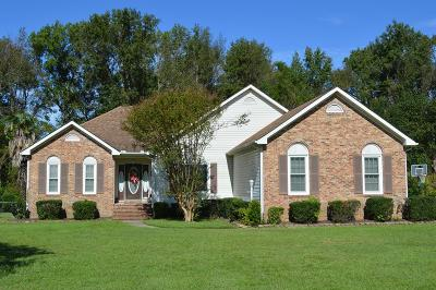 Goldsboro Single Family Home For Sale: 123 Acreview Drive
