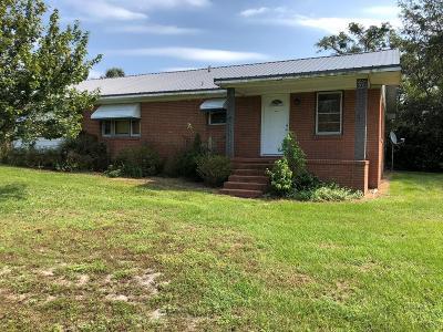 Goldsboro Single Family Home For Sale: 114 Scott St