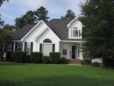 Goldsboro Single Family Home For Sale: 100 Clay Brook Drive