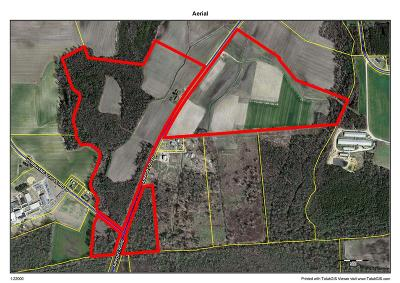 Wayne County Farm For Sale: Airport Road