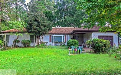 Goldsboro Single Family Home For Sale: 1011 Evergreen Ave.