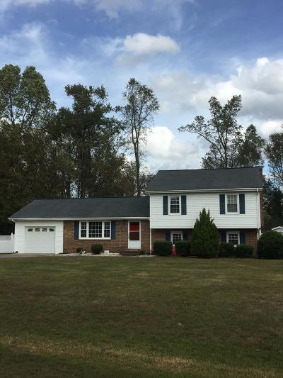 Goldsboro Single Family Home For Sale: 112 Glenn Drive