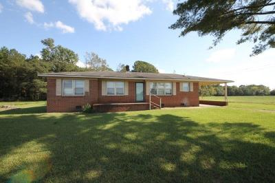 Goldsboro Single Family Home For Sale: 604 Millers Chapel Road