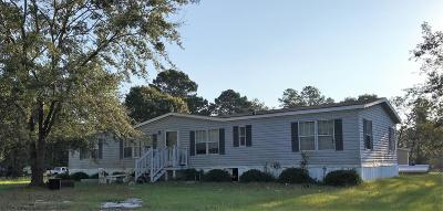 Goldsboro Manufactured Home For Sale: 115 Ironwood Rd.