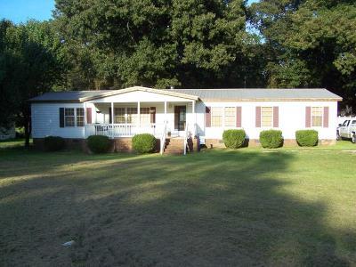 La Grange Manufactured Home For Sale: 4139 Groundnut Creek Drive