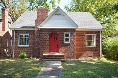 Goldsboro Single Family Home For Sale: 108 Patrick St