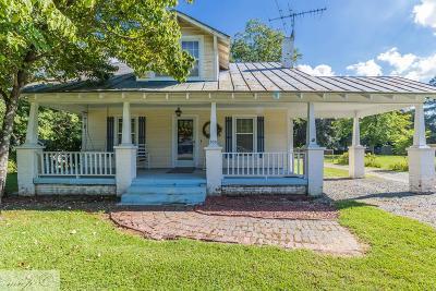 Goldsboro Single Family Home For Sale: 800 Fedelon Trail