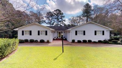 Wayne County Single Family Home For Sale: 408 Walnut Creek Drive