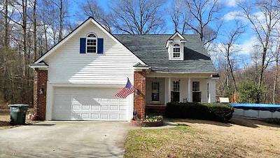 Goldsboro Single Family Home For Sale: 109 Red Oak Dr.