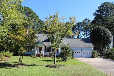 Goldsboro Single Family Home For Sale: 608 Jennifer Road