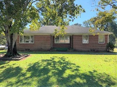 Goldsboro Single Family Home For Sale: 2118 N Berkeley Blvd.
