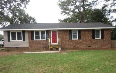 Mt Olive Single Family Home For Sale: 333 Manley Grove Church Rd.