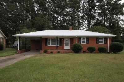 Goldsboro Single Family Home For Sale: 220 Winslow Circle