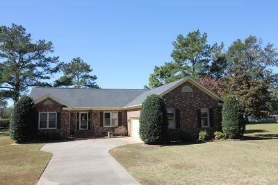 Goldsboro Single Family Home For Sale: 107 Mourning Dove Lane