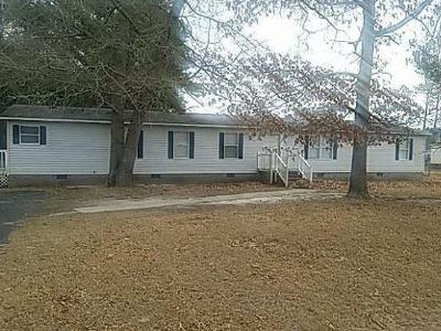 Goldsboro Manufactured Home For Sale: 109 Devonshire Drive
