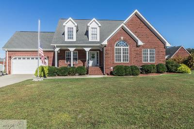 Goldsboro Single Family Home For Sale: 117 Highwoods Drive