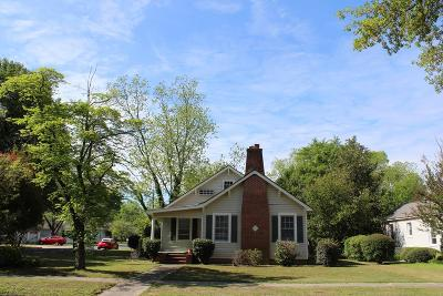 Goldsboro Single Family Home For Sale: 1212 Beech St.