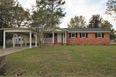 Goldsboro Single Family Home For Sale: 115 Randall Lane