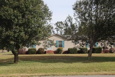 Mt Olive Manufactured Home For Sale: 2651 W Hwy 55