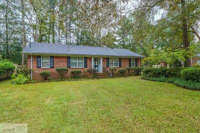 Goldsboro Single Family Home For Sale: 708 S Claiborne Street