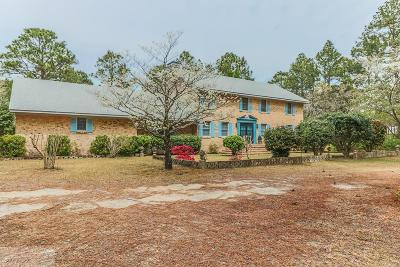 Goldsboro Single Family Home For Sale: 850 Lake Wackena Rd