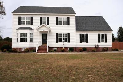 Goldsboro Single Family Home For Sale: 203 Sutton'srun