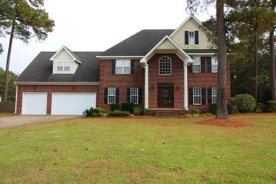 Goldsboro NC Single Family Home For Sale: $342,500