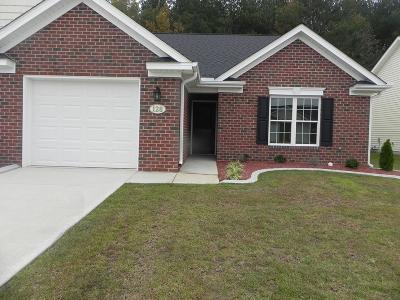 Goldsboro Townhouse For Sale: 128 Oxford Drive