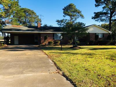 Goldsboro Single Family Home For Sale: 607 Lynch