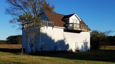 Single Family Home For Sale: 2613 Nahunta Rd