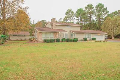 Goldsboro Single Family Home For Sale: 329 Ditchbank Rd.