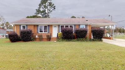 Goldsboro Single Family Home For Sale: 2003 Hilltop Ln.